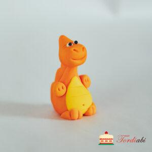 Tordiabi suhkrust draakon oranz