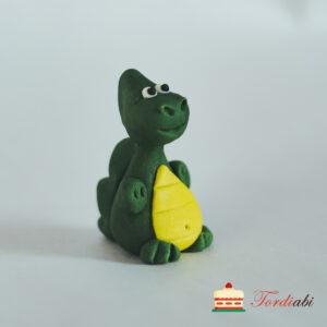 Tordiabi suhkrust draakon roheline