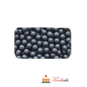 Tordiabi mustad pärlid 4 mm