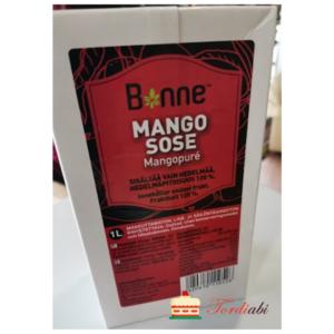 Tordiabi suhkruvaba mango püree