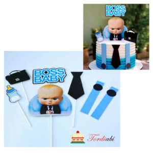 Tordiabi tordi topperid BABY BOSS