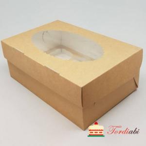 Tordiabi muffunikarp 6-le muffinile