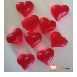 Tordiabi väikesed suhkruvabad südamed