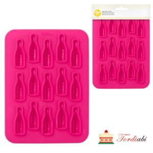 Tordiabi kommivorm silikoonist pudelid wilton