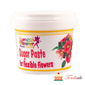 Tordiabi lillepasta flexible paste 400 g valge LUMEA plastämbris