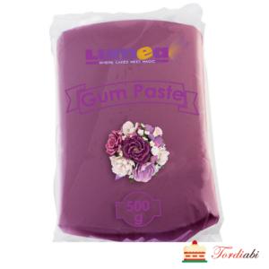 Tordiabi lillepasta kirsipunane 500 g LUMEA