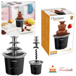 Tordiabi šokolaadi purskkaev fondüümasin Breston