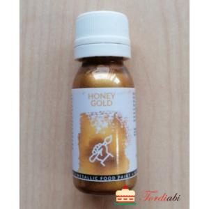 Tordiabi toiduvärv metallik kuld 18ml