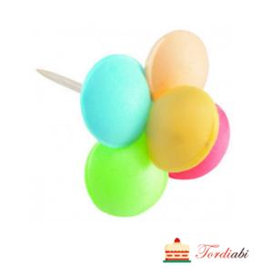 Tordiabi vahvlidekoor õhupallid