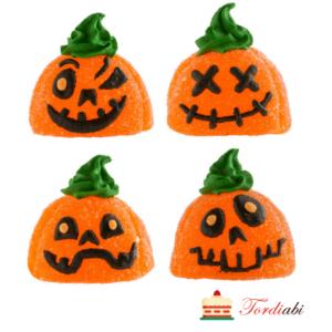 Tordiabi Halloweeni pehmed suhkrudekoorid kõrvitsad
