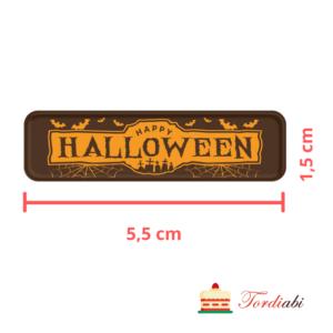 Tordiabi Halloweeni šokolaadilogo nr 2