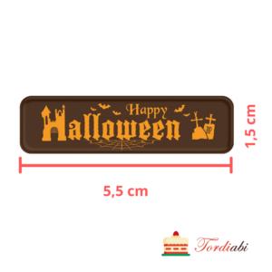 Tordiabi Halloweeni šokolaadilogo nr 3