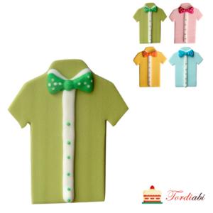 Tordiabi roheline triiksärk kikilipsuga suhkrudekoor