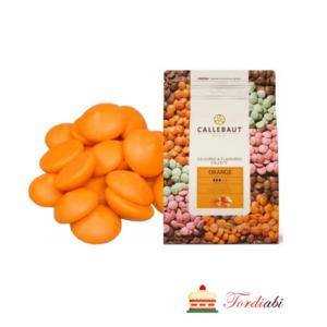 Tordiabi callebaut orange