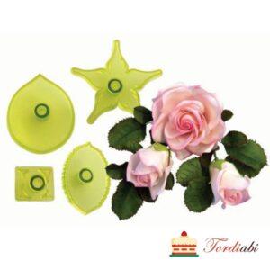 Tordiabi roosi kroonlehe vormid JEM