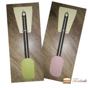 Tordiabi silikoonist otsaga spaatel